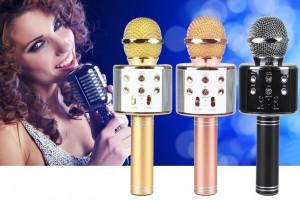 Сравнение четырех самых популярных моделей караоке-микрофонов
