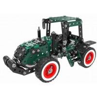 Металлический конструктор - Трактор, 477 деталей