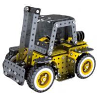 Металлический конструктор - Погрузчик, 371 деталь