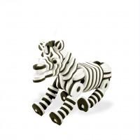 Мягкий конструктор - Милая зебра
