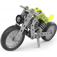 Металлический конструктор - Мотоцикл, 158 деталей
