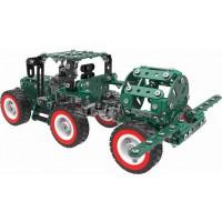 Металлический конструктор - Трактор, 635 деталей