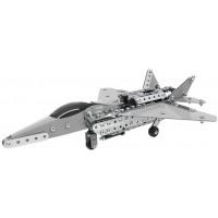 Металлический конструктор - Истребитель, 462  детали
