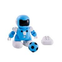 Футбол роботов - синий