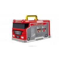 """Гараж для машинок """"Пожарная станция маленькая"""""""