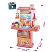Игрушечная кухня Детская кухня для девочки.