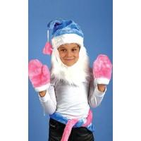 """Детская карнавальная шапка """"Борода Гнома"""",серии """"Сказочный маскарад""""."""