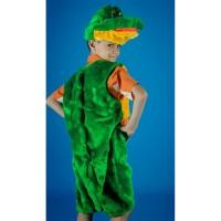 """Детский карнавальный костюм """"Крокодил"""", серии """"Плюшки-игрушки""""."""