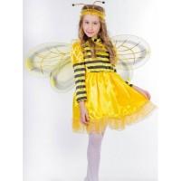 """Детский карнавальный костюм """"Волшебная пчелка"""", серии """"Плюшки-игрушки""""."""