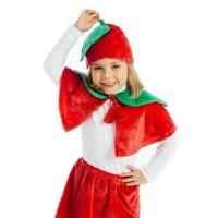 """Детский карнавальный костюм """"Вишенка"""",серии """"Плюшки-игрушки""""."""