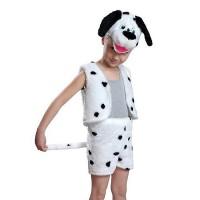 """Детский карнавальный костюм """"Долматинец"""", серии """"Плюшки-игрушки""""."""