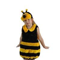 """Детский карнавальный костюм """"Полосатая пчела"""",серии """"Плюшки-игрушки""""."""