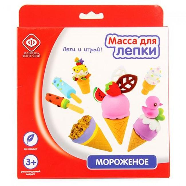"Набор массы для лепки ""Мороженое"", ФАБРИКА ФАНТАЗИЙ"