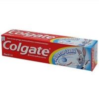 Зубная паста COLGATE Доктор заяц Вкус жвачки, 50 мл