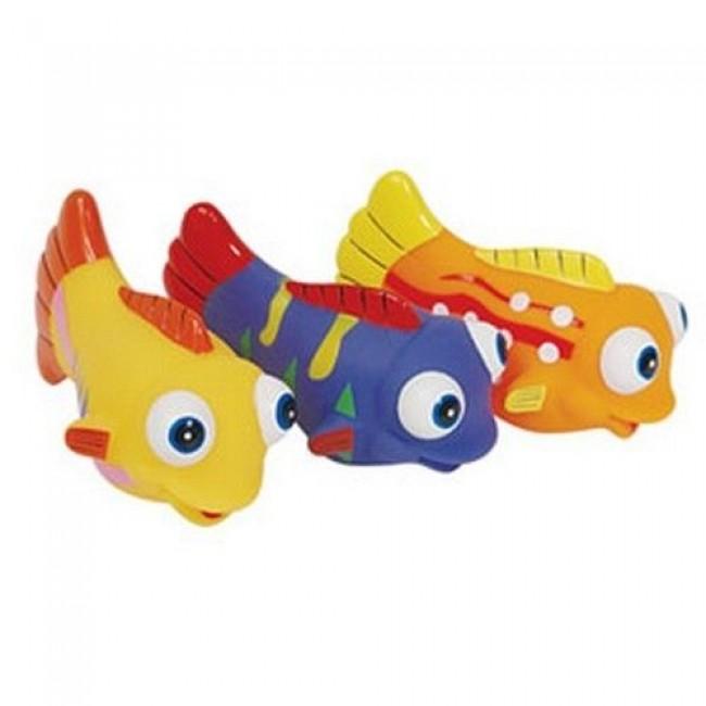 """Игрушки для купания """"Набор Рыбки Красного моря"""", 3 шт, ПОМА"""