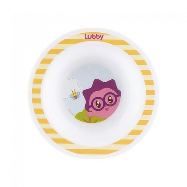 """Тарелка LUBBY """"Малышарики"""", 200 мл, от 4 мес"""