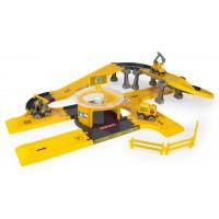 Игровой набор WADER 53340 Kid Cars 3D стройка