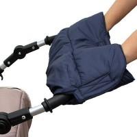 Муфта для рук ЕДУ-ЕДУ, на коляску, плащевая ткань, флис, синтепон, зима