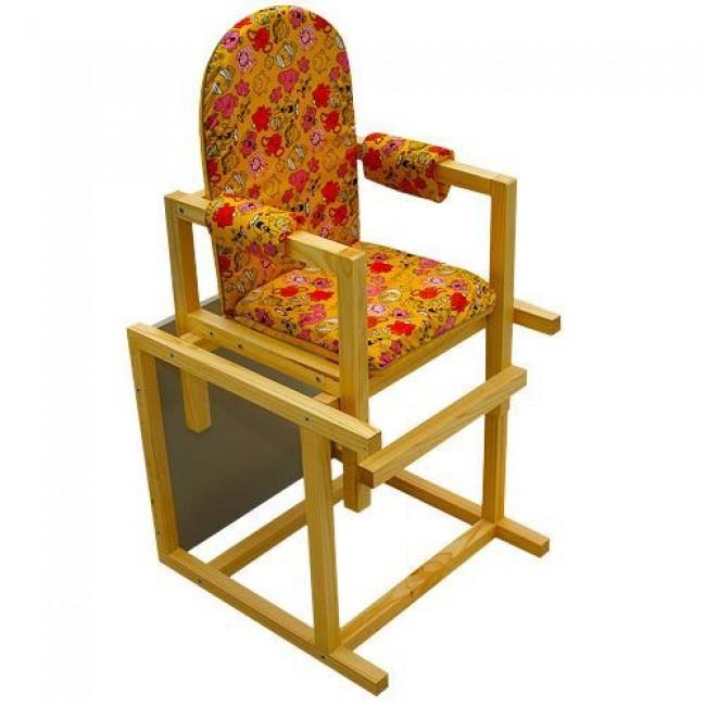 """Стол-стул ВИЛТ """"Эльф"""" с пластиковой столешницей"""
