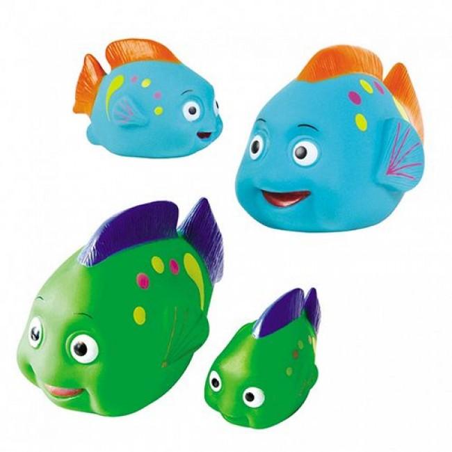 """Игрушки для купания """"Плавать вместе веселей"""", 2 шт, в ассортименте, ПОМА"""