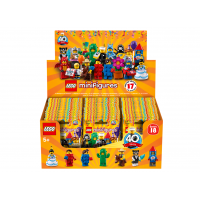 Игрушка LEGO 71021 Минифигурки Юбилейная серия