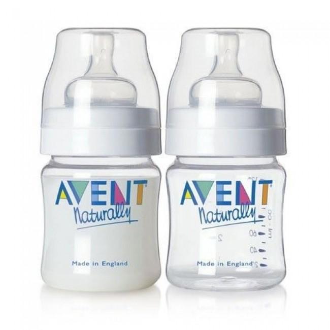 Бутылочка для кормления AVENT PP, 125 мл, 2 шт