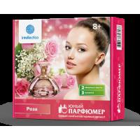 Набор INTELLECTICO 716 Юный парфюмер мини.Роза