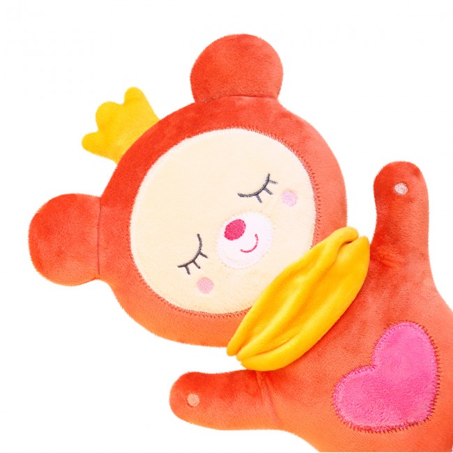 Мягкая игрушка МЯКИШИ 432 Sleepy Toys Мишка
