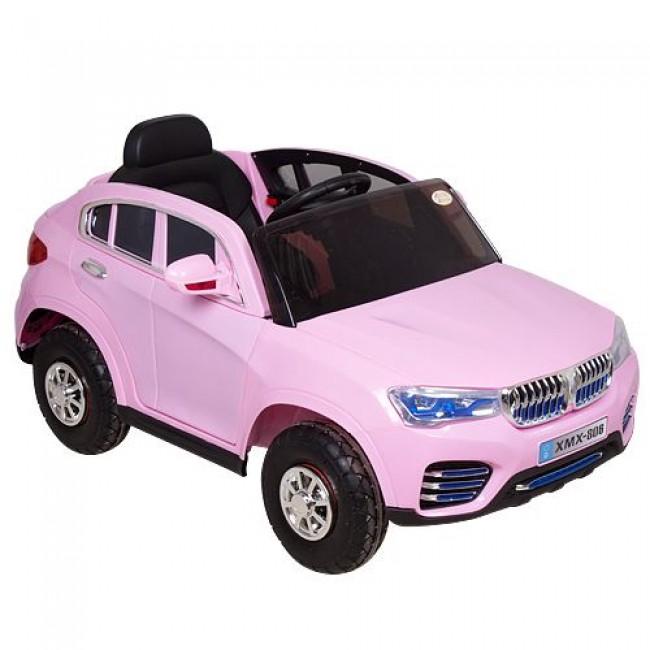 """Электромобиль ЕДУ-ЕДУ """"BMW"""" надувные колеса, XMX806, 6V, 3-6 лет"""