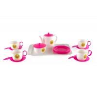 Набор детской посуды ПЛАСТМАСТЕР 21001 Чайный