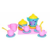 Набор детской посуды ПЛАСТМАСТЕР 21072 Праздник