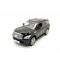 Машина на ру BALBI HQ20126 Infiniti QX56 1:14 черный