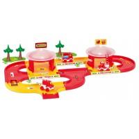 Игровой набор WADER 53310 Kid Cars 3D пожарная