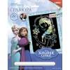 """Набор для детского творчества """"Гравюра Disney Холодное сердце. Эльза"""", большая, LORI"""