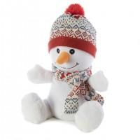 Игрушка грелка WARMIES CP-SNO-1 Снеговик