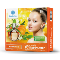 Набор INTELLECTICO 717 Юный парфюмер мини.Апельсин