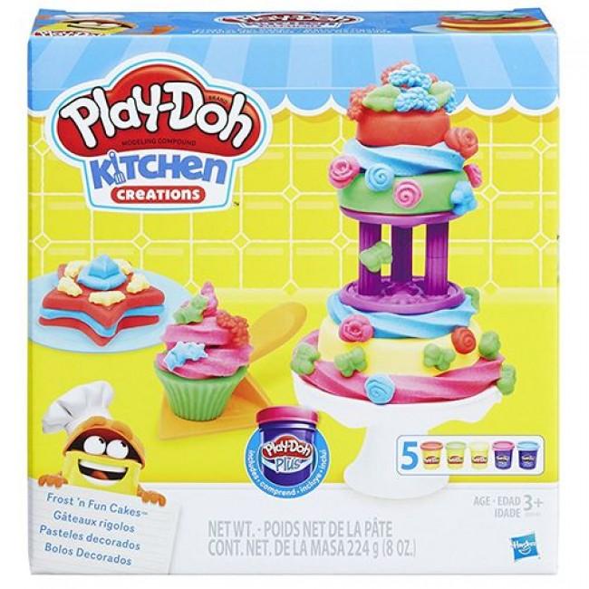 """Набор для детского творчества """" Набор для выпечки Play-Doh"""", HASBRO"""