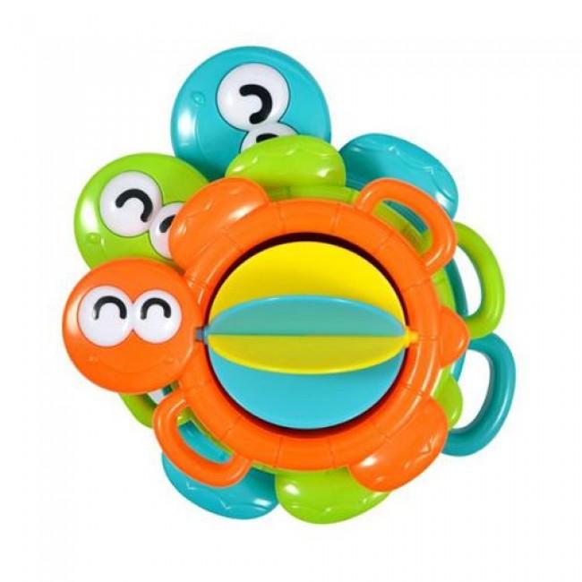"""Игрушка для купания """"Игрушка-матрешка. Водные черепашки"""", ЖИРАФИКИ"""