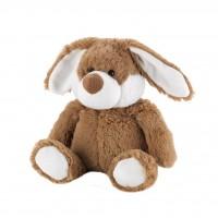 Игрушка грелка WARMIES CP-BUN-3 Коричневый кролик