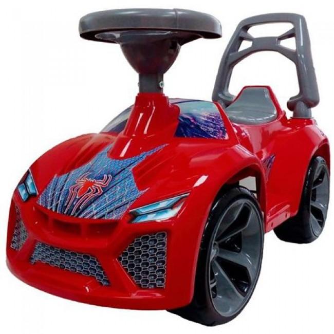 Машинка-каталка ЛАМБО цвета в ассортименте
