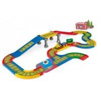 Железная дорога WADER 51711 Kid Cars 4,1м