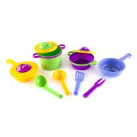 Набор детской посуды ПЛАСТМАСТЕР 22108 Эксперт