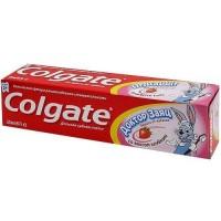 Зубная паста COLGATE Доктор заяц Вкус клубники, 50 мл