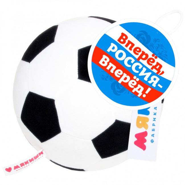 Игрушка МЯКИШИ 439 Футбольный мяч 1