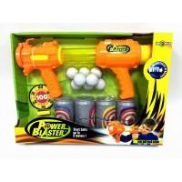 Игрушечное оружие TOY TARGET 22014 Power Blaster