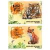 """Альбом для рисования """"Животные"""" , 40 л, А4, CREATIVIKI"""
