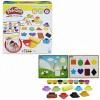 """Набор для детского творчества """"Игровой набор Play-Doh Цвета и формы"""", HASBRO"""