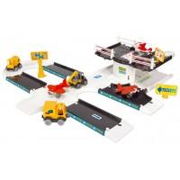 Игровой набор WADER 53350 Kid Cars 3D аэропорт
