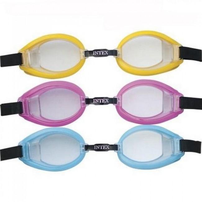 Очки для плавания, в ассортименте, INTEX