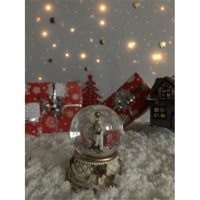 Снежный шар. Новогодние украшения Новогодний декор